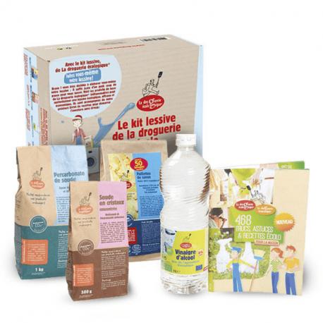 La Droguerie Écologique - Laundry Kit
