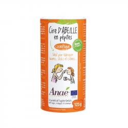 Anaé - Cire d'abeille cosmétique en pépites 125 gr