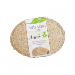 Anaé - Porte Savon en Luffa 1x