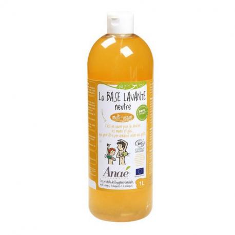 Anaé - Base lavante neutre multi-usage 1 L