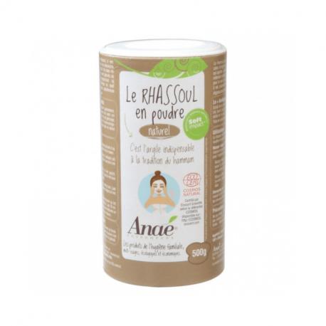 Anaé - Rhassoul en Poudre 500g