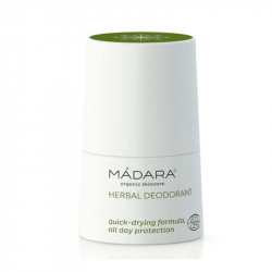 Mádara - Déodorant aux Herbes 50ml