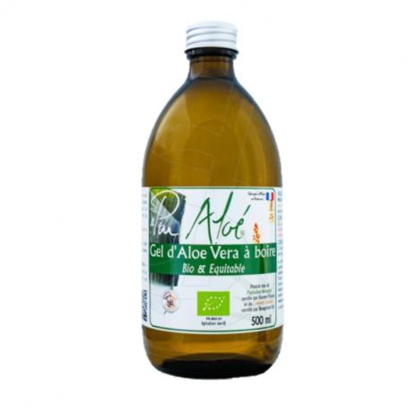 Pur'aloe - Organic Aloe Vera Drinking Gel 500ml