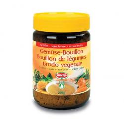 Morga - plantaardige groenten Bouillon zonder vetten 200g
