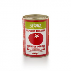 2bio - Tomates Pelées 400g