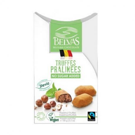 Belvas Truffes Pralinées 100g