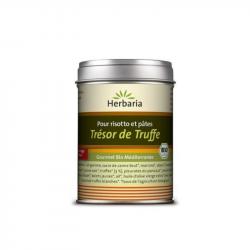 Herbaria -Truffelschat voor risotto, pasta en salade 110g BIO