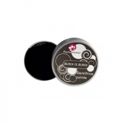 Pachamamaï - Solid Toothpaste Black is Black 20ml