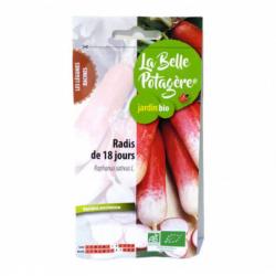 La Belle Potagère - Radijs Zaden Bio 3g