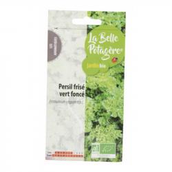 La Belle Potagère - Graines de Persil frisé vert foncé Bio 2g