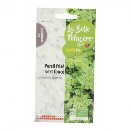 La Belle Potagère - Organic Crisp Parsley Seeds 2g