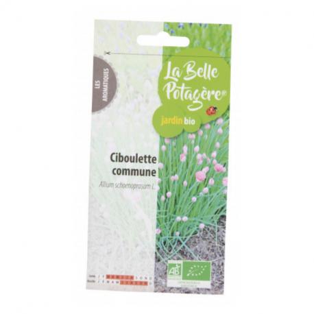 La Belle Potagère - Graines de Ciboulette commune Bio 0,5g