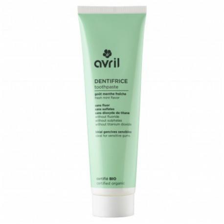 Avril - Tandpasta Fresh Mint 100ml