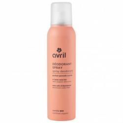 Avril - Deodorantspray met zoete Granaatappel Bio 50ml