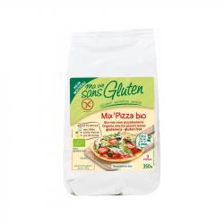 MA VIE SANS GLUTEN - mix préparation pizza 350g