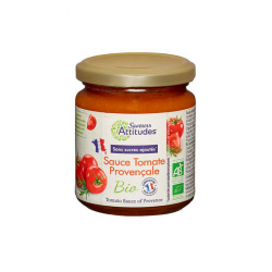 Saveurs Attitude - Organische Provençaalse tomatensaus 200g