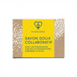 Habeebee - Savon Doux Collaboratif Saponifié à froid 110g