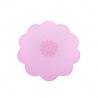 Couvre Bol Rose Réutilisable en Silicone - 1p