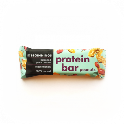 The Beginnings - Cacao protein bar 40g