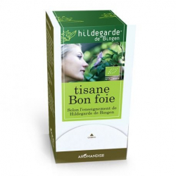 Aromandise - Tisane Bon Foie Hildegarde 18X1.5G