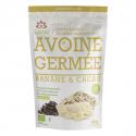 Avoine Germée Banane & Cacao Bio 400g