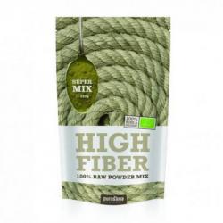 Purasana - High fiber mix (herbe orge/blé.-lucuma-cacao)250g