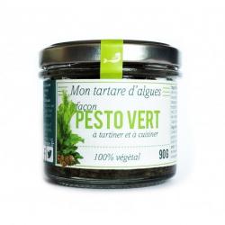 Marinoe - Organic fresh seaweed tartare 90g
