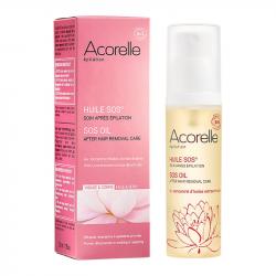 Acorelle - SOS Olie (Na Ontharing) Bio 50ml