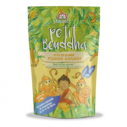 Iswari - Petit Bouddha Pomme & Banane 300g