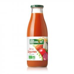 Vitamont - Cocktail de légumes Bio 0,75L