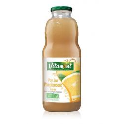 Vitamont - Jus de pamplemousses Bio 1L