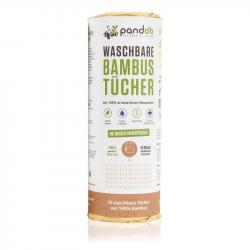 Pandoo - Essuie-tout Lavable & Réutilisable en Bambou 1x