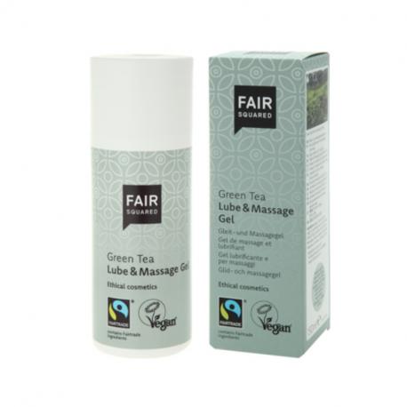 Fair Squared - glij- en massagegel 150ml
