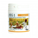 The Vegan Society - Veg 1 B12 Sinaasappel Smaak 90 pillen