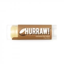 HURRAW! - Coconut Lip Balm 4,3g