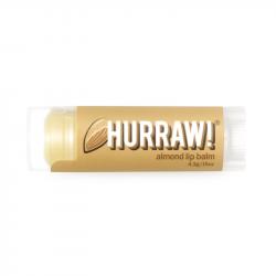 HURRAW! - Baume à Lèvres Amandes 4,3g