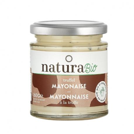NATURA - ORGANIC MAYONNAISE WITH TRUFFLE 160g