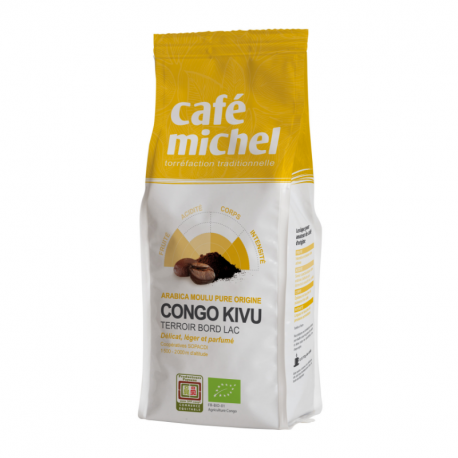 Café Michel - Congo Kivu Ground 250g