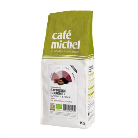 Café Michel - Espresso Ethiopia /Guatemala Gourmet Beans 1kg