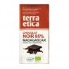Pure Chocolade 85% MadagaskarSambirano Bio
