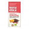 Chocolat Noir 65% aux Superfruits d'Amazonie Bio