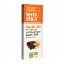Pure Chocolade 70% Rauwe Cacao Physalis Ecuador Bio 80g
