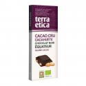 Pure Chocolade 70% Rauwe Cacao Pindanoten Ecuador Bio 80g