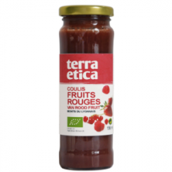 TerraEtica - Coulis van Rode Vruchten Monts du Lyonnais 150g