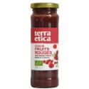 TerraEtica - Coulis de Fruits Rouges Monts du Lyonnais Bio 150g