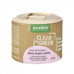 Purasana - Peau Cheveux Ongles 60 tabl