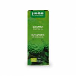 Purasana - Etherische Olie Bergamot - Citrus bergamia BIO 10 ml