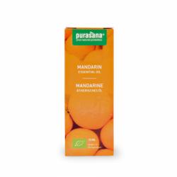 Purasana - Huile Essentielle de Mandarine - Citrus reticulata Blanco Bio 10ml