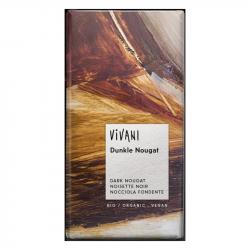 Vivani - Chocolat Noir Nougat Bio 100g