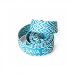 Baya - Sangle pour tapis de yoga - Bleu
